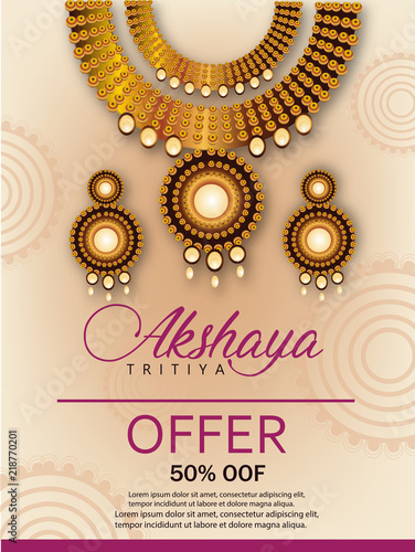 Akshaya Tritiya An Indian Festival Stock Image And Royalty Free