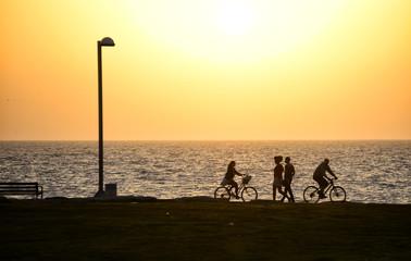 Views of the city of Jaffa - Tel Aviv, Israel