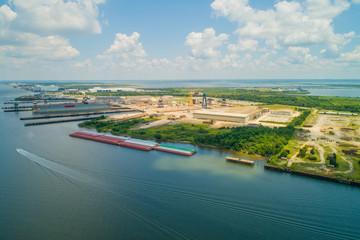 Port Mobile Alabama