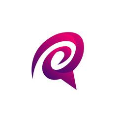 Email Icon Design color logo