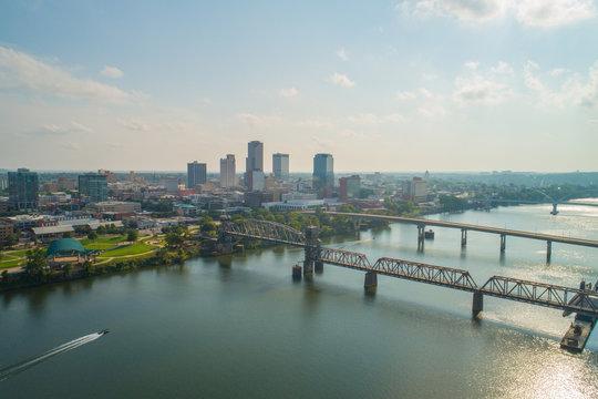 Aerial photo Little Rock Arkansas