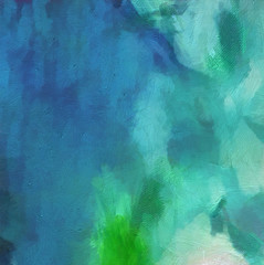 Abstract hand drawn background. Dry oil paint strokes. Handmade texture.
