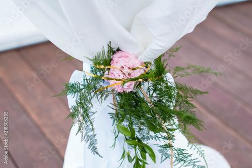 Kwiatowe Dekoracje ślubne Stock Photo And Royalty Free