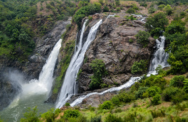 Bharachukki waterfall, Karnataka, India