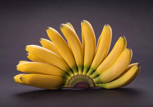 Branch baby bananas