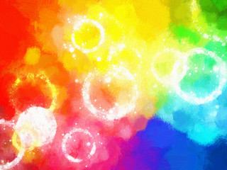 paint design art digital stroke colorful texture modern background