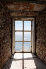 View from old lighthouse