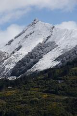 New Zealand mountain peak 5