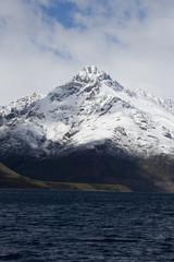 New Zealand mountain peak 6