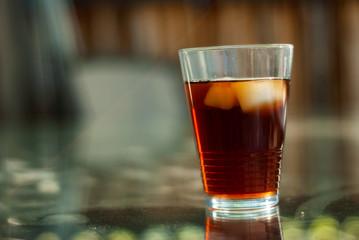 Iced Tea In Glass