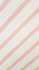 abstract stripe pastel colored paper background white red pink color vintage striped