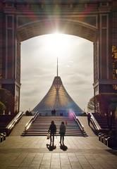 Astana - Sunset 3