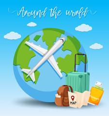 Travel around the world