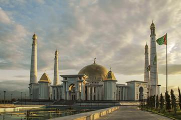: Mosque of Turkmenbashi Rukhy in Kipchak