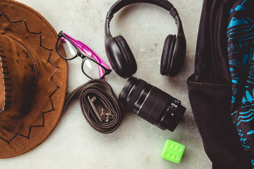 Traveller`s Bag