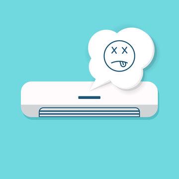 Air Conditioner Broken icon