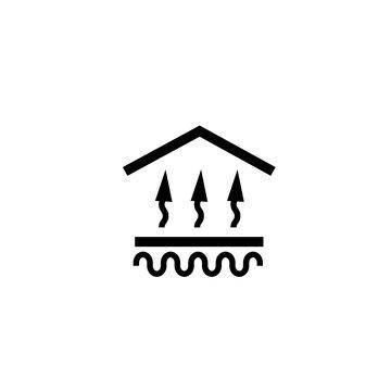 Underfloor Heating system icon