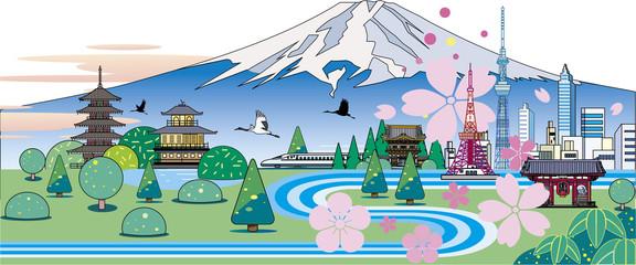 日本のランドマーク