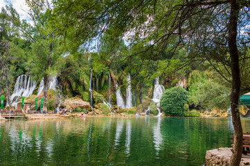 Kravica waterfalls, Bosnia