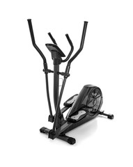 Elliptical trainer or orbitrack isolated on a white background.