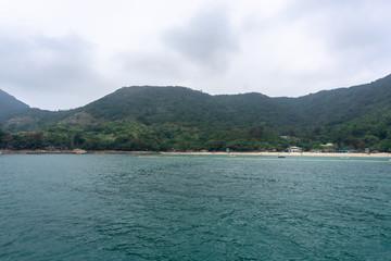 Ausflug mit der Junke in Hong Kong