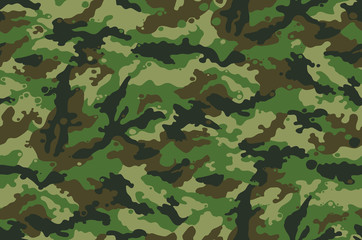 Classic Camouflage Pattern