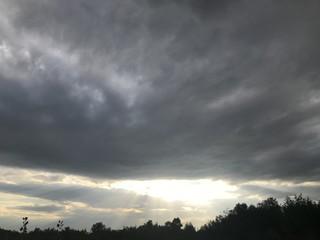 weather nature sky clouds clouds air sunset sunrise white grey precipitation oxygen blue season summer beam light white