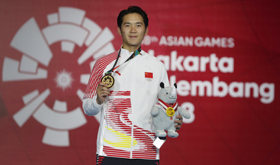 2018 Asian Games - Fencing