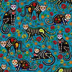 calavera cats