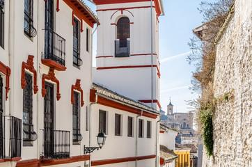 Church in Granada, Spain