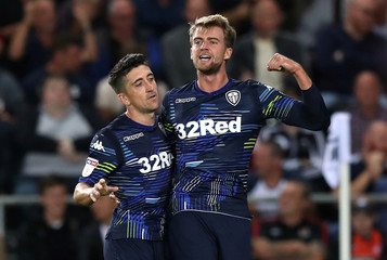 Championship - Swansea City v Leeds United