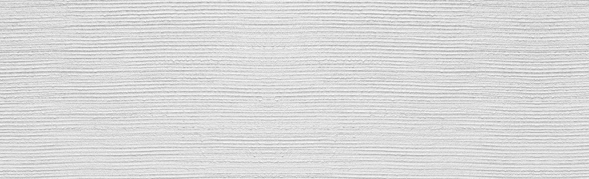 Panorama of White modern stone tile wall background and pattern