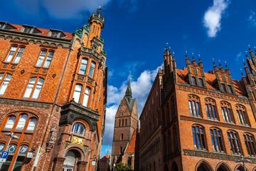 Altes Rathaus Hannover Altstadt Marktkirche