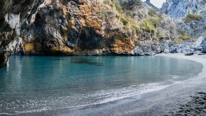 Spiaggia dell'Arcomagno San Nicola Arcella (Cosenza)