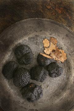 French black truffle