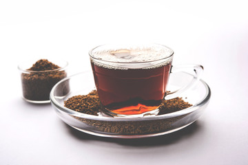 Ajwain Chai / carom seeds Tea  also known as Trachyspermum ammi extract which is good for health, skin and for weight loss