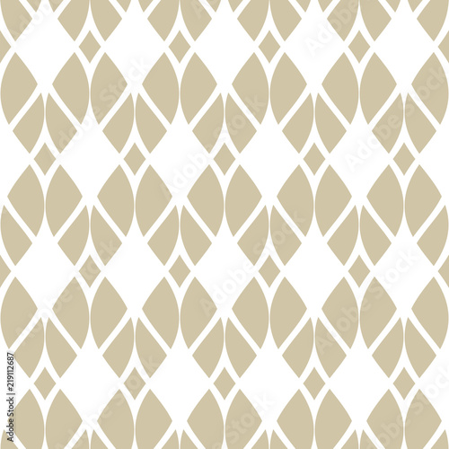 Vector Seamless Pattern With Mesh Net Grid Lattice Fabric