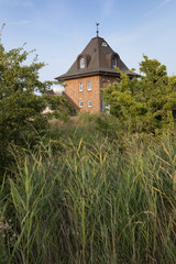 Isle of Fehmarn Germany.. House at the coast
