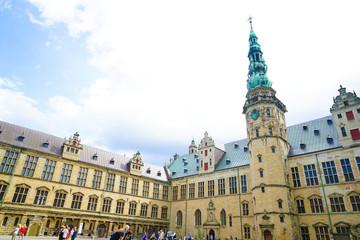 Keuken foto achterwand Brussel Kronborg is a castle and stronghold in the town of Helsingør, Denmark.