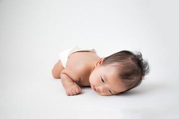 赤ちゃん うつ伏せ練習の失敗