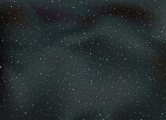 Keuken foto achterwand Nacht deep space background