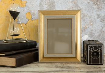 Clean Vintage Frame Mockup