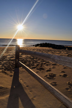 Long Branch Sunrise