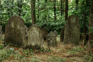 cmentarz żydowski kirkut Biała Polska
