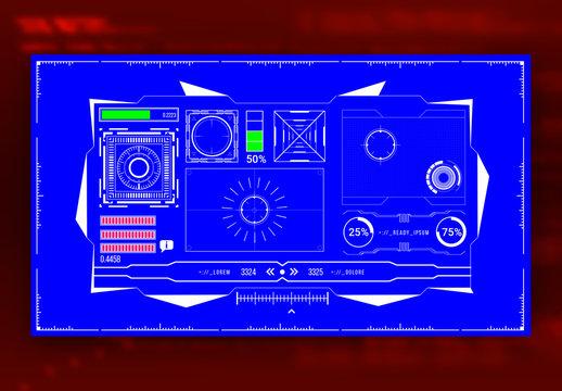 Interface Overlay Set