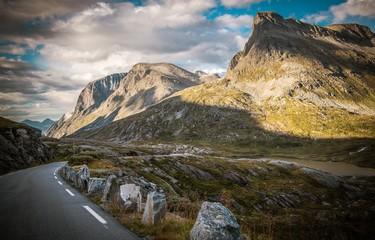 Wall Mural - Norwegian Scenic Road