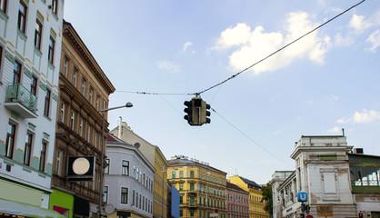 Image of the Vienna city