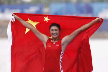 Rowing - 2018 Asian Games - Women's Single Sculls