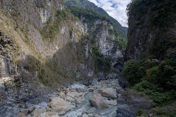 タロコ渓谷