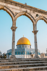 Dome of the Rock, Aqsa, Jerusalem